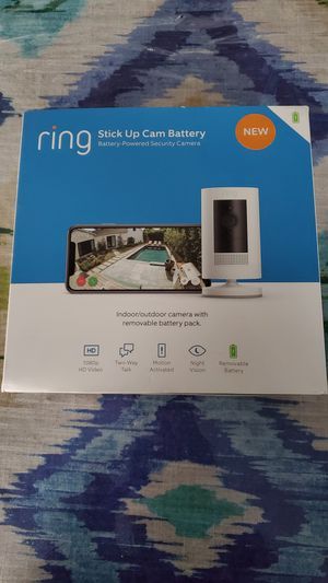 Ring stick up cam... for Sale in Los Angeles, CA