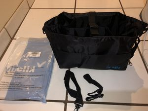 kilofly baby diaper bag insert stroller organizer for Sale in Riverside, CA