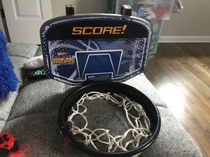 Door basketball hoop for Sale in Zebulon, NC