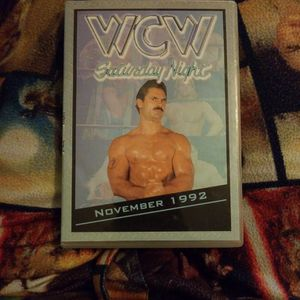 Wcw Saturday Night November 1992 for Sale in Chicago, IL