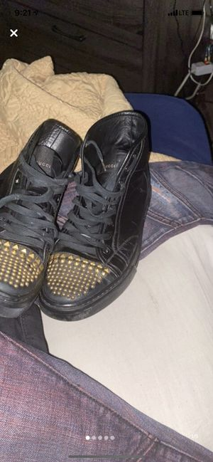 Gucci California studded hi-tops for Sale in The Bronx, NY