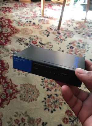 Linksys SE3005 for Sale in San Francisco, CA
