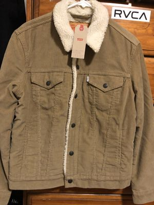 Authentic Levi's Jacket men's Small for Sale in Torrance, CA