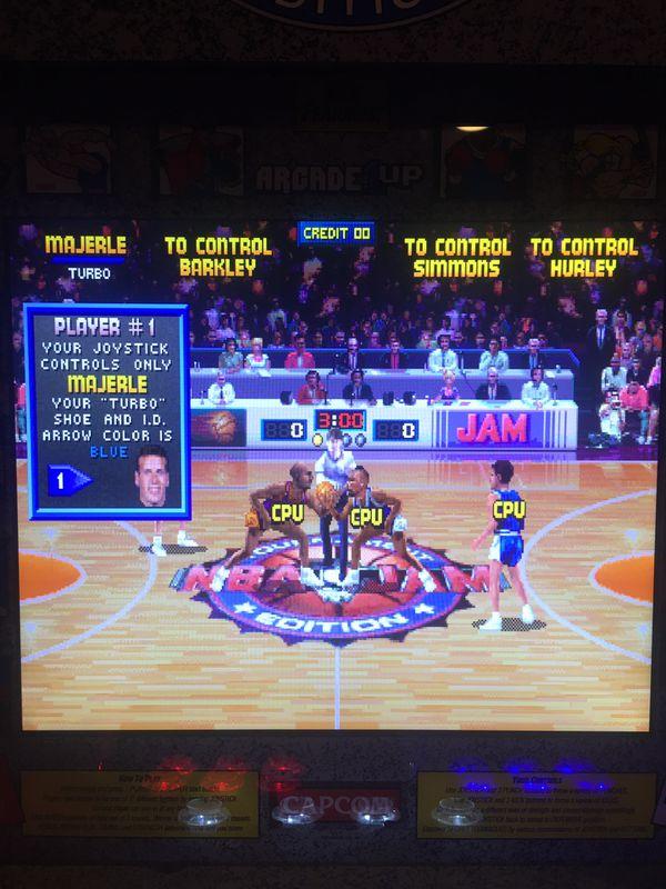 1 Up Arcade 8000 games Street Fighter