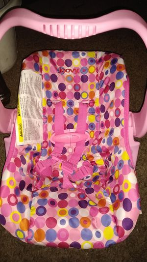 Baby doll car seat for Sale in Columbus, OH