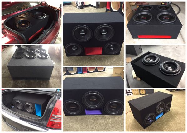 Used Car Dealerships In Roanoke Va >> CUSTOM SUBWOOFER BOXES AND CAR AUDIO INSTALLATION for Sale ...