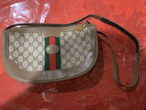 Authentic Vintage Gucci Bag 1970s for Sale in San Jose, CA