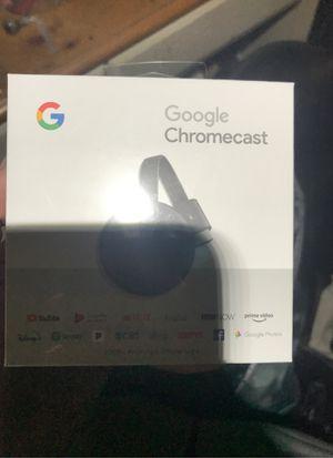 Google chromecast ultra for Sale in Colorado Springs, CO