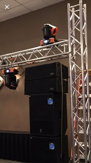 On sale. Rcf tops and subwoofer. Pioneer cdj 2000. And. Line array speakers for Sale in Columbus, OH