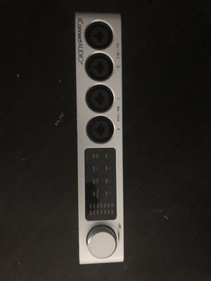 iConnectivity iconnect4 audio interface w/iOS compatibility for Sale in Carol Stream, IL