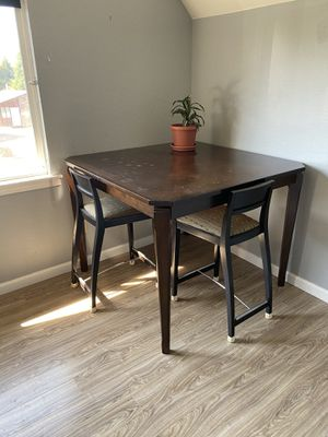 Tall kitchen table for Sale in Renton, WA