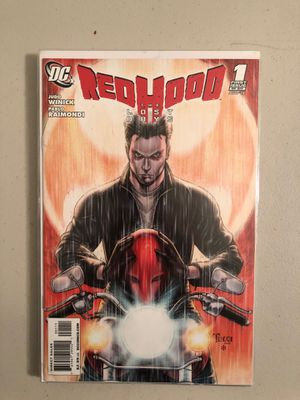 Redhood the lost days #1-6 - DC comics for Sale in Alhambra, CA