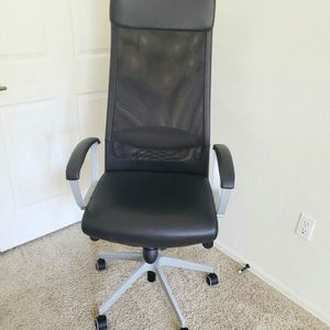 MARKUS Office Chair, Glose Black for Sale in Chandler, AZ