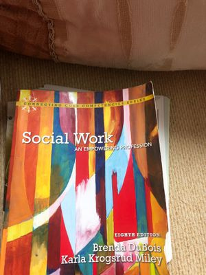 Social Work: An Empowering Profession for Sale in Smyrna, TN