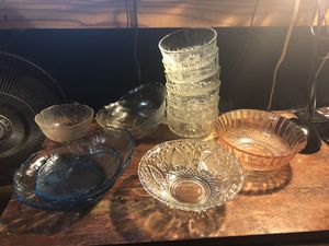 Old bowls for Sale in Houston, TX