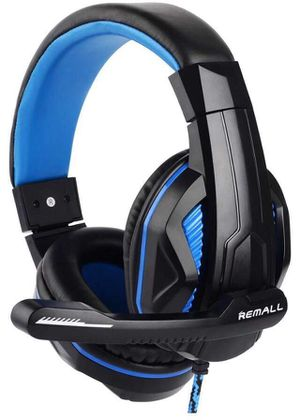 Gaming Headphones,X8 3.5mm Stereo Sound Wired Professional Computer Gaming Headset with Microphone,Noise Isolating Volume Control for Pc/Mac/Phone/Ta for Sale in Irvine, CA