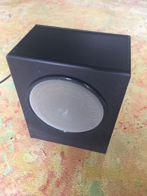 Speaker & woofer in one for Sale in Haines City, FL