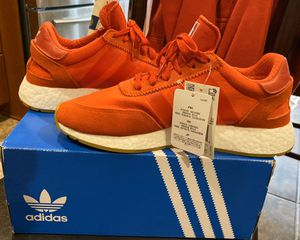 Men's Adidas Originals (Red) / Size: 9 / NEW IN BOX / Pick-up in Cedar Hill / Shipping Available for Sale in Cedar Hill, TX