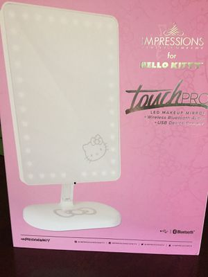 Impressions Vanity/Hello Kitty Makeup Mirror for Sale in San Diego, CA