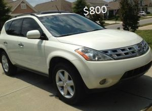 NO ACCIDENTS Nissan Murano 2003 for Sale in Atlanta, GA