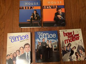 TV Series The Office House How I Met Your Mother DVDs for Sale in St. Louis, MO