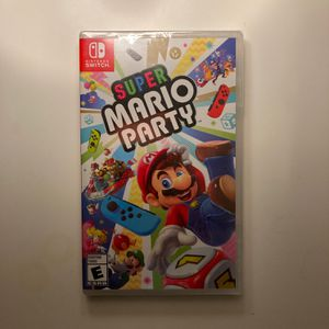 Sealed: Mario Party for Nintendo Switch for Sale in Fremont, CA