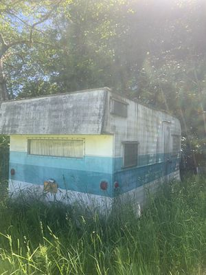 Free camp-er for Sale in Olympia, WA