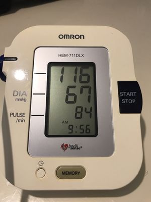 Blood Pressure Monitor for Sale in Abilene, TX