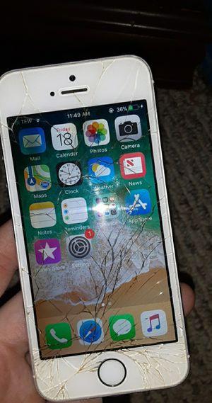 Iphone 5s for Sale in Farmville, VA