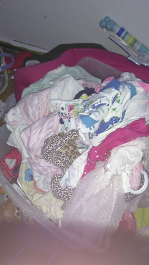 Tons of baby girl clothes for Sale in Richmond, VA