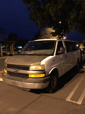 2005 Chevrolet Express sell or trade for 2 stroke for Sale in El Cajon, CA