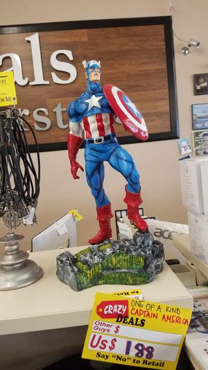 Captain America for Sale in North Fort Myers, FL