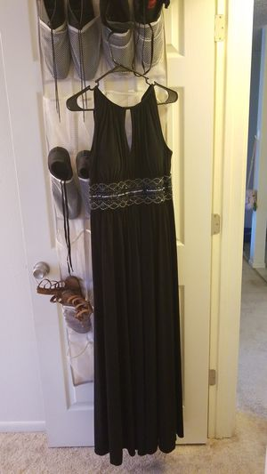 Black prom dress for Sale in Anchorage, AK