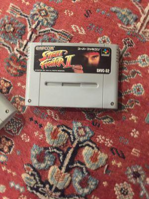STREET FIGHTER 2 for Sale in Bellevue, WA