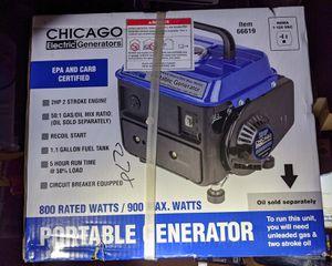 Chicago Electric 900 Watt Portable Generator for Sale in Portland, OR