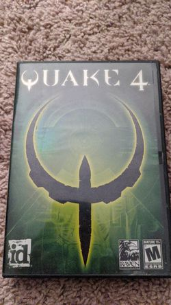 QUAKE 4 PC GAME WITH CD KEY for Sale in St. Petersburg,  FL