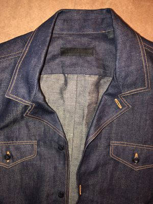 Burberry Denim Shirt for Sale in Gaithersburg, MD