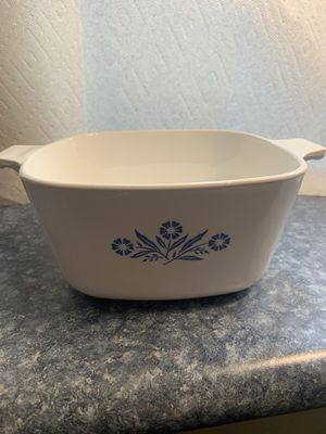 Corningware Dish 1 3/4 qt. In excellent condition without Lid for Sale in Myrtle Beach, SC