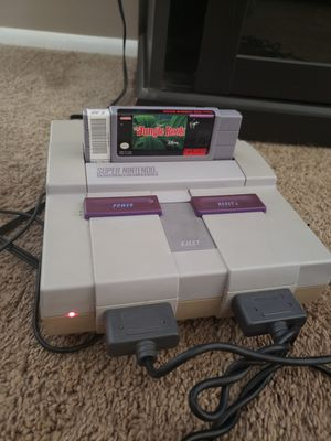 Super Nintendo! Works great for Sale in Strongsville, OH