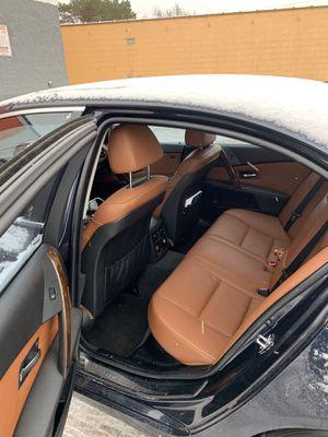 Nice Mocha interior 2007 BMW 525 Xi for Sale in Reynoldsburg, OH