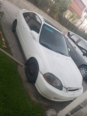 Honda civic 1998 ex for Sale in El Monte, CA
