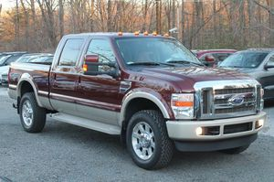 2008 FORD F-350 SUPER DUTY for Sale in Alexandria, VA