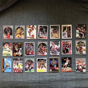 Vintage Basketball Cards Assorted Lot for Sale in Portland, OR