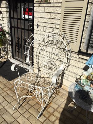 Antique patio Furniture, I had enjoyed for a long time, need to make room $575.00 OBO for Sale in Tampa, FL