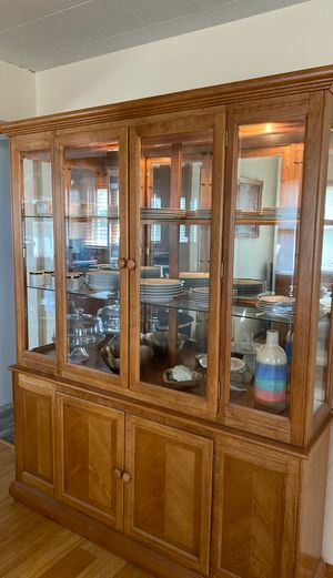 China Cabinet / Hutch for Sale in Wichita, KS