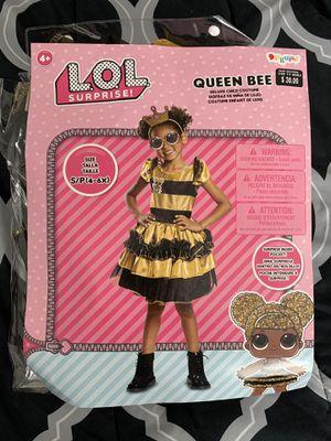 LOL SURPRISE QUEEN BEE HALLOWEEN COSTUME for Sale in East Brunswick, NJ