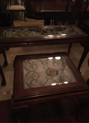 Two tables, one corner and one sofa for Sale in Alta Loma, CA