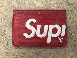 Supreme Card Holder Wallet for Sale in Miami, FL