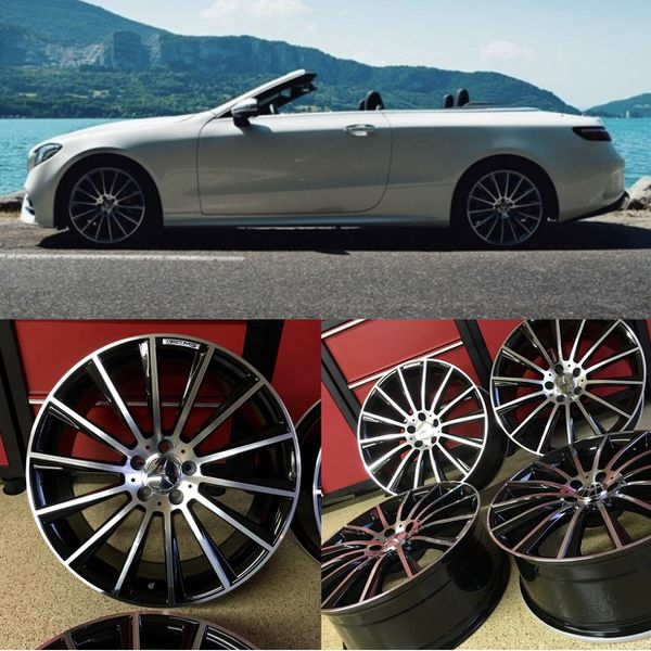 18-19-20 inches Mercedes Benz Amg Rims Brand New Wheels
