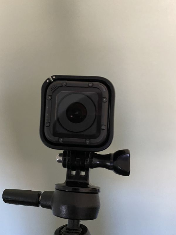 GoPro Session 5 (lightly used)